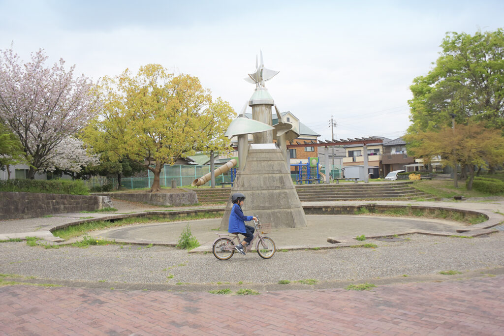 鷺田公園10