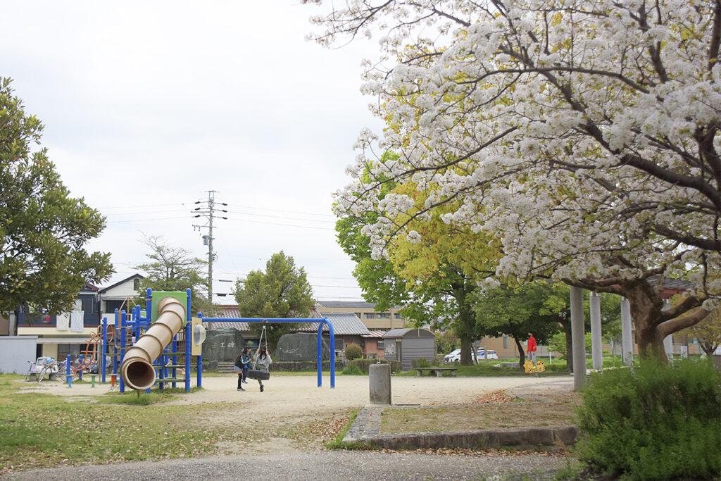 鷺田公園11